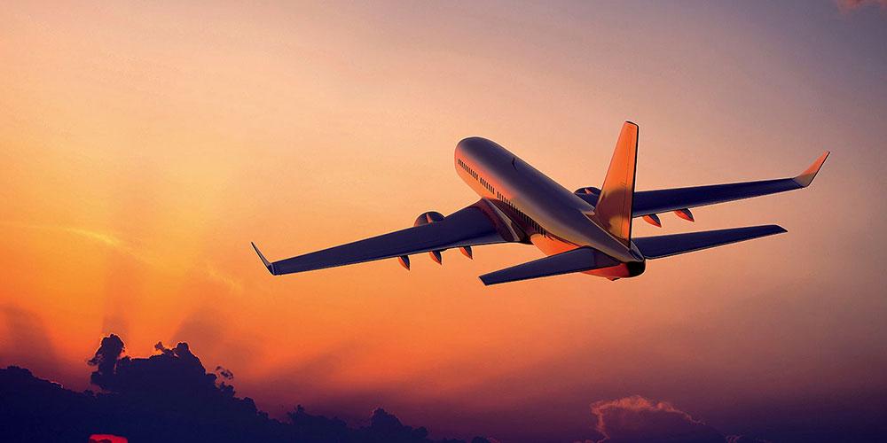 رفع محدودیت پرواز گرجستان